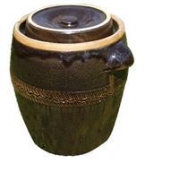 Keramická nádoba na kapustu